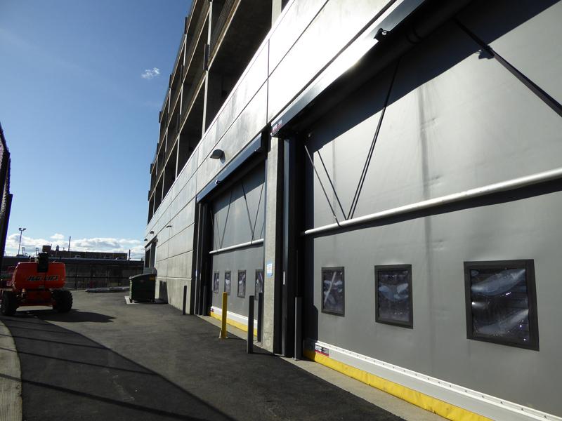 Rytec Fast Seal Doors Interior Tech Seattle Portland