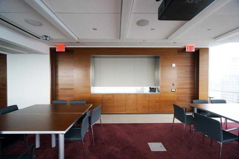 Contact & Cross-Corridor/Area Separation Doors - Interior Tech | Seattle ...