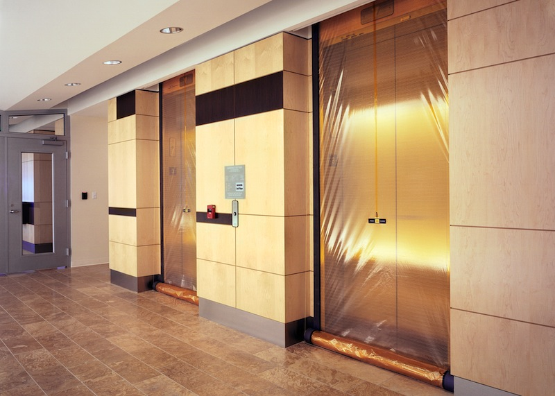 Smoke Guard\u0027s Elevator Smoke Containment system provides code required smoke protection to elevator hoistway doors. Thousands of Smoke Guards have been ... & Elevator Smoke Containment - Interior Tech | Seattle | Portland