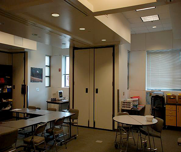 Interior Partitions operable partitions - interior tech | seattle | portland