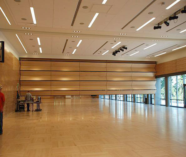 Design For Home: Vertical Folding Acoustical Partitions