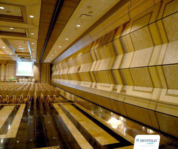 UW Facilities Services Training Center- Skyfold & Vertical Folding Acoustical Partitions - Skyfold - Interior Tech ... pezcame.com