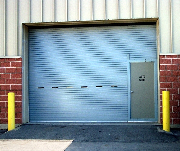 Contact & Overhead Coiling Doors - Interior Tech | Seattle | Portland