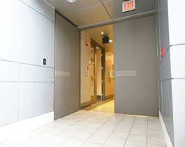 CROSS-CORRIDOR/AREA SEPARATION DOORS