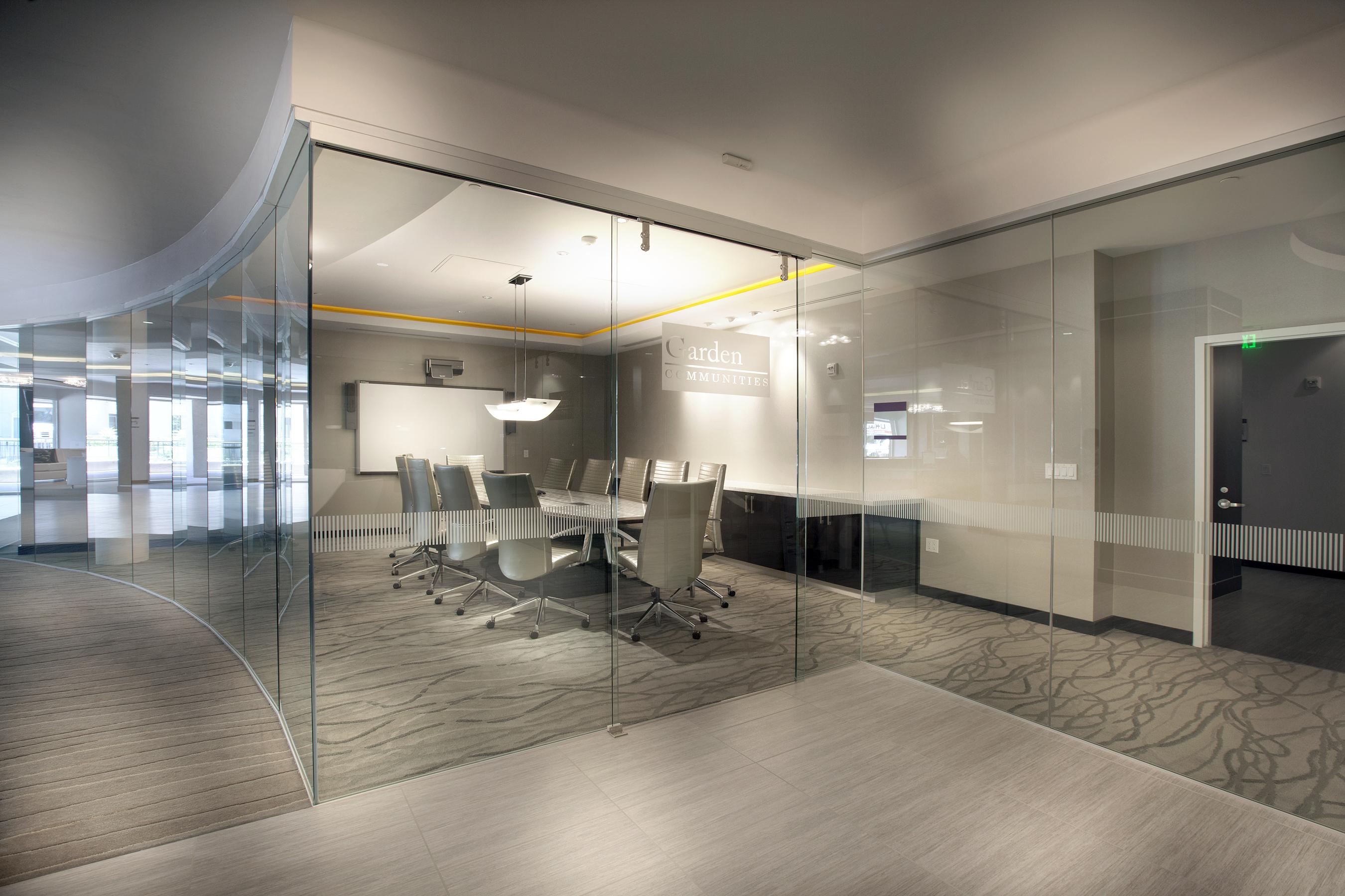 Interior Glass Partitions - Dorma - Interior Tech ...