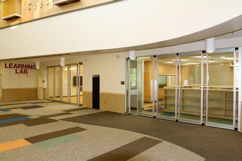 ecova-gif & Modernfold Acousti-Clear Glass - Interior Tech | Seattle | Portland