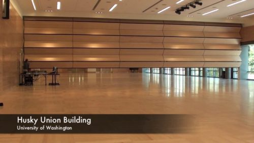 Skyfold – Vertical Folding Acoustical Partitions