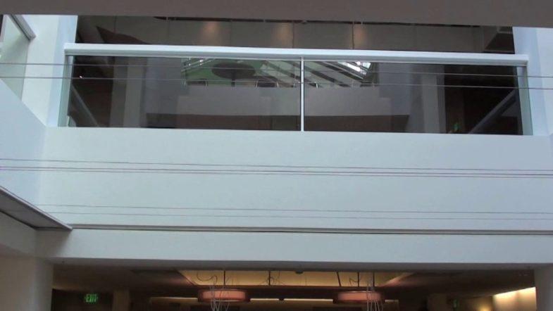 Atrium Smoke/Fire Barrier Test