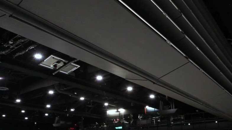 Large Tech Firm in Seattle: Skyfold Classic 55, installed by Interior Tech